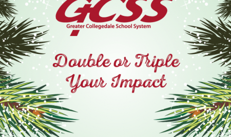 Double or Triple your Impact