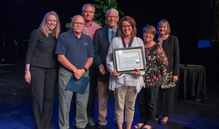 AWS Teacher Wins National Award