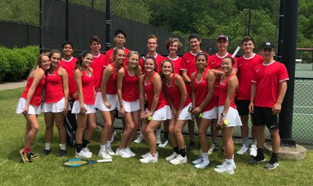 2019 CA Tennis Team Advances to Regional Tournament